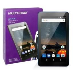 Título do anúncio: Tablet M7s Plus Multilaser 16GB 7 Pol Wi-Fi Bluetooth Android 7 Quad Core Câmera 1GB Ram