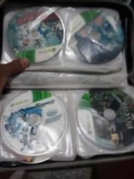 Jogos de Xbox 360 vendo ou troco por potência de 400