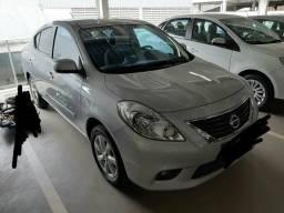 Vendo ou troco Nissan Versa SL MT 1.6 13-14 R$31.900,00 - 2013