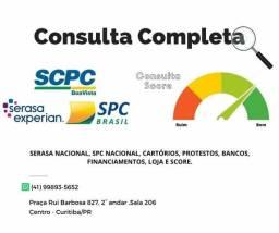 Consulta Completa Cpf
