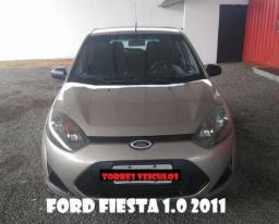 Fiesta 1.0 2011, Financiamos até 48 vezes - 2011