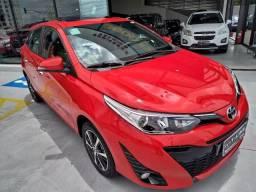 Toyota Yaris Xls 1.5 Flex 2019 Baixo Km e A Baixo da Tabela - 2019
