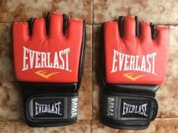 Luva MMA Everlast Boxe Muay Thai