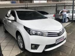 Corolla Gli automático completo de tudo - 2017