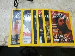 Coleção de revistas