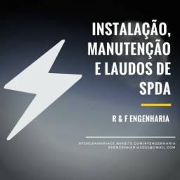 Instalação e Manutenção de SPDA (Para - raios) em Fortaleza ? RF Engenharia