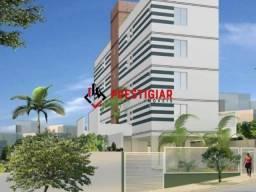 Apartamento com 2 quartos à venda, 90 m² por r$ 410.000 - pedro ii - belo horizonte/mg