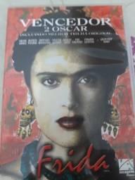 Dvd Frida - vencedor de 2 Oscar