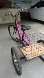 Vendo ou troco triciclo