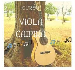 Curso de Viola Caipira