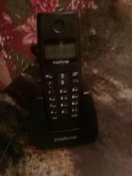 Telefone sem fio novo