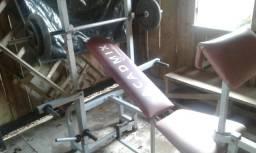 Equipamento de Musculação Residencial