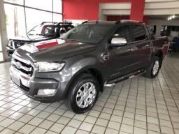 Ford Ranger LiMiTeD 3.2TDOi_4X4_AUT_1DonO_EXtrANovA_LacradAOriginaL_Placa A_ - 2017