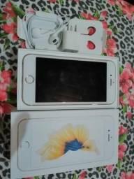 IPhone 6s 32 gigas Gold zero