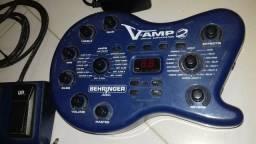 Pedaleira V Amp 2