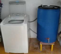 Reservatório de água para maquina de lavar roupas