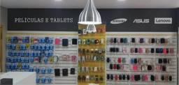 Instalações para loja celular e capinhas