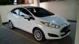 Ford New Fiesta titanium - automático - sedan powershift - 1.6 - 2013