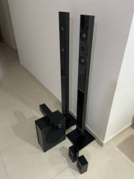 Caixas de som de home theater samsung - sem receiver