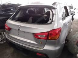 Mitsubishi asx 2.0 aut. 2011 sucata