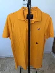 Camisas Polo Originais Hollister Importada EUA Tamanhos P e M