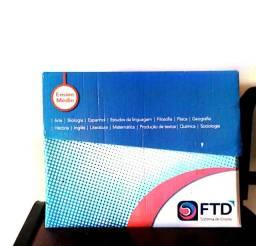 Vendo coleção completa FTD 1º ano do Ensino Médio!