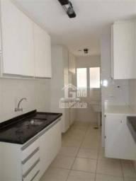 Apartamento com 1 dormitório para alugar, 45 m² por R$ 750,00/mês - Nova Aliança - Ribeirã