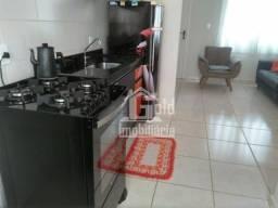 Apartamento com 2 dormitórios para alugar, 42 m² por R$ 900,00/mês - Recanto das Palmeiras