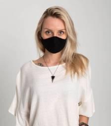 Máscaras Tecido Lavável Camada Dupla Atacado-varejo