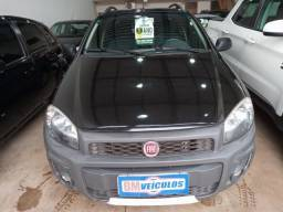Fiat Strada Working 1.4 Preto