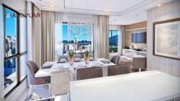 Apartamento com 3 dormitórios à venda, 114 m² - Meia Praia - Itapema/SC