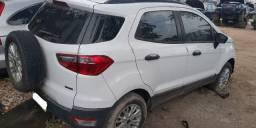 Ford Ecosport SE 1.6 2014 Branca Sucata Retirar Peças