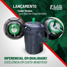 Bolsa Termica Para Gelar Barril Chopp Heineken 5 Litros