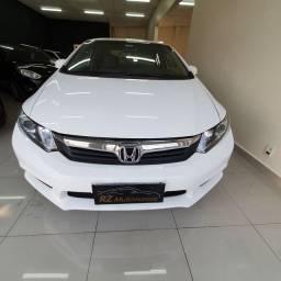 Honda Civic LXS 1.8 Flex Aut. 2015