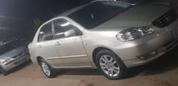 Corolla xli automático 2003 - 2003