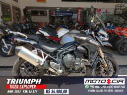 Triumph Tiger Explorer - 2013 - 2013