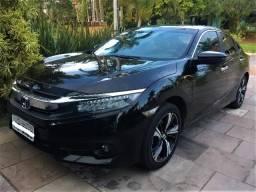 Honda Civic Touring 1.5 Turbo 2017 - Impecável - 2017