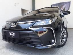 Toyota Corolla 2.0 Xei 16v 2020/2021 Preto Blindado 0km
