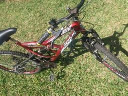 Bicicleta Status Fullsion aro26