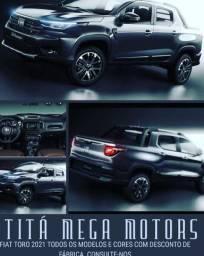Fiat Toro vulcano