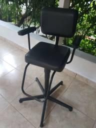 Cadeira Cabelereiro infantil
