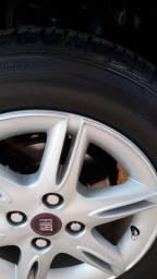 Troco roda 14 por 15 ou 16 da Fiat