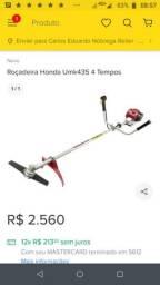 Roçadeira Honda 4 tempos