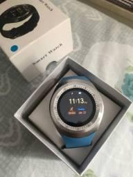 Vendo relógio smart Watch barato touch na tela