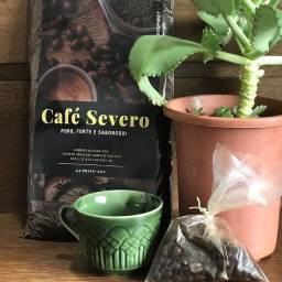 Café Severo. Puro, Forte e Saboroso!