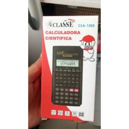 Calculadora cientifica classe 10 dígitos 229 funções