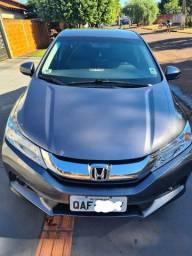 Honda city exl 2017
