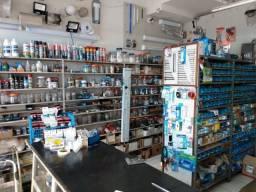 Loja de materiais elétricos, hidráulicos, ferragens, ferramentas