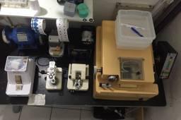 Facetadora semi automática + lab completo