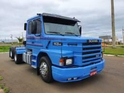 Título do anúncio: Scania 113 H 1995/1995 - Único dono, Restaurado do zero (Para Pessoas Exigentes)
